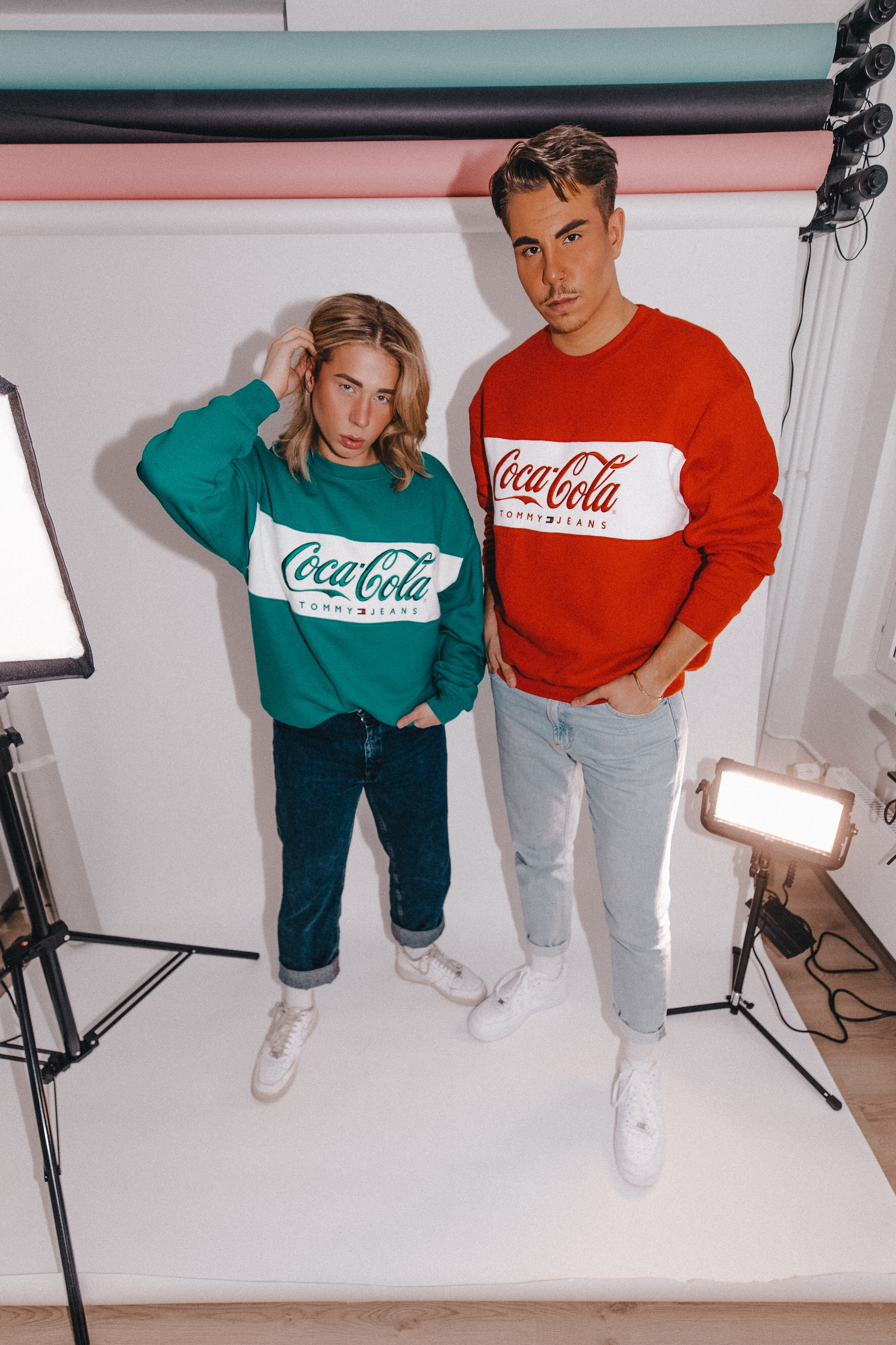Tommy Hilfiger x coca cola5