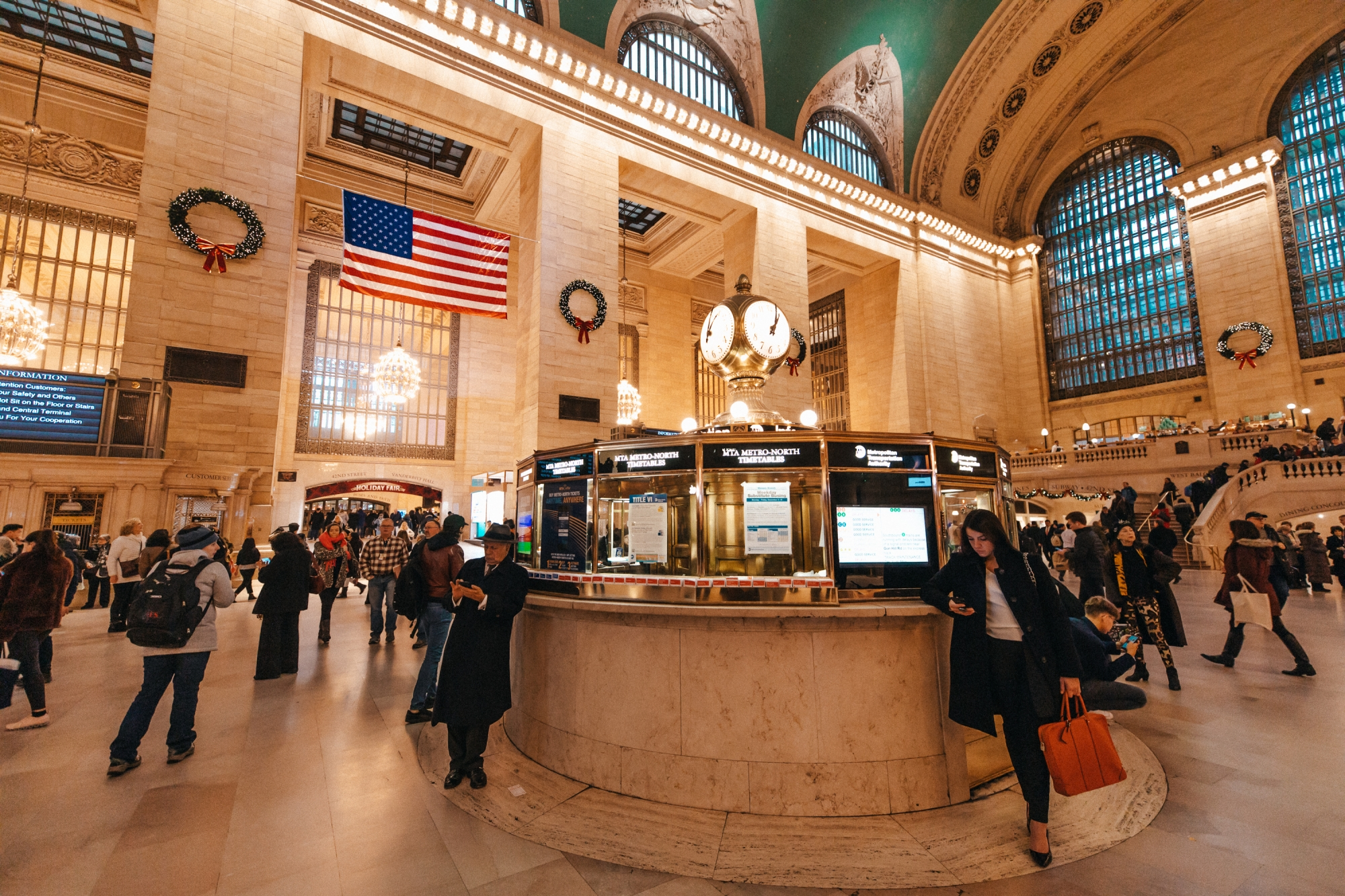Grand Central Terminal, New York City 4