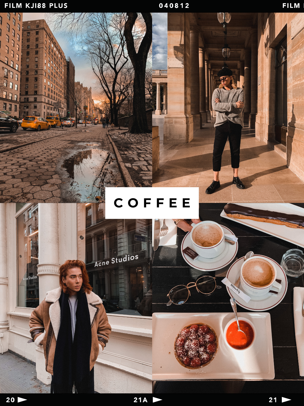 Coffee Mobile Presets